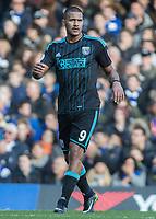 Football - 2016 / 2017 Premier League - Chelsea vs. West Bromwich Albion<br /> <br /> Salomon Rondon of West Bromwich Albion at Stamford Bridge.<br /> <br /> COLORSPORT/DANIEL BEARHAM