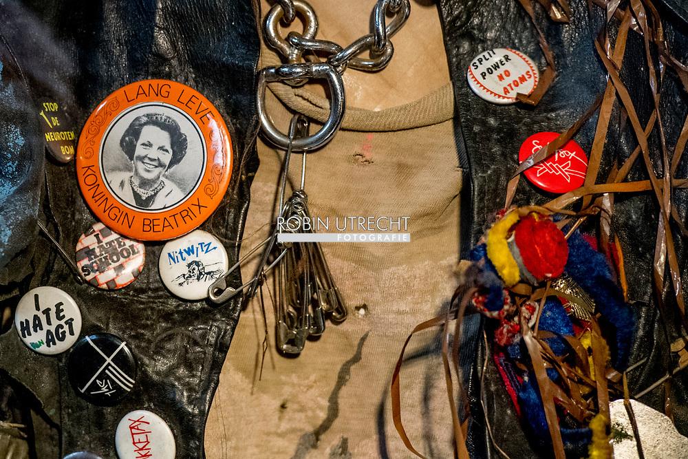 AMSTERDAM - De perspreview voor de programmering van 50 jaar - Koninklijk Paleis Amsterdam. Ter gelegenheid van zijn 50ste verjaardag ontvangt Koning Willem-Alexander 150 gasten voor een feestelijk diner. Na het diner wordt het Paleis 50 uur opengesteld voor het publiek. De start van de openstelling wordt met een feestelijk moment op de Dam gemarkeerd. copyright ROBIN UTRECHT