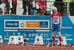 TRIKOLICH Fedor, 2014 IPC European Athletics Championships, Swansea, Wales, United Kingdom