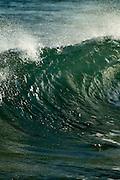 Close up details of waves,East Coast, Australia, NSW, Australia,