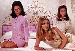 1967, Film Title: VALLEY OF THE DOLLS, Director: MARK ROBSON, Studio: FOX, Pictured: PATTY DUKE, BARBARA PARKINS, MARK ROBSON. (Credit Image: SNAP/ZUMAPRESS.com) (Credit Image: © SNAP/Entertainment Pictures/ZUMAPRESS.com)