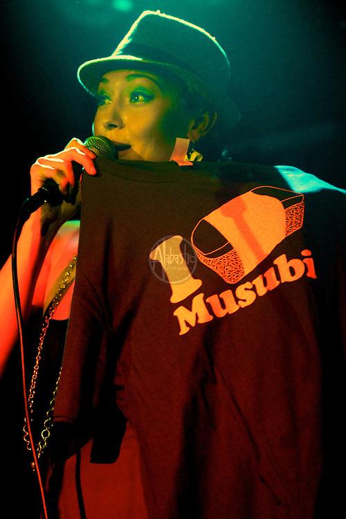 Mr. Mellow Tour at the Crocodile - Anuhea, Kimie, Unified Culture, & Soul Kuljah, Nov. 24, 2012.