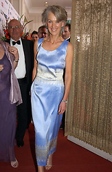 Writer JOANNA TROLLOPE at the 2005 British Book Awards held at The Grosvenor House Hotel, Park lane, London on 20th April 2005.<br /><br />NON EXCLUSIVE - WORLD RIGHTS
