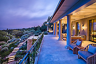 Montecito Residence by Manson-Hing Architecture.