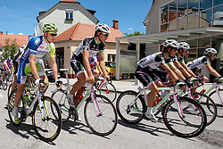 Start during 1st Stage (164 km) at 19th Tour de Slovenie 2012, on June 14, 2012, in Celje, Slovenia. (Photo by Urban Urbanc / Sportida)