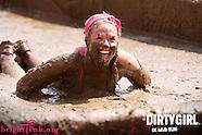 Scranton Dirty Girl mud run