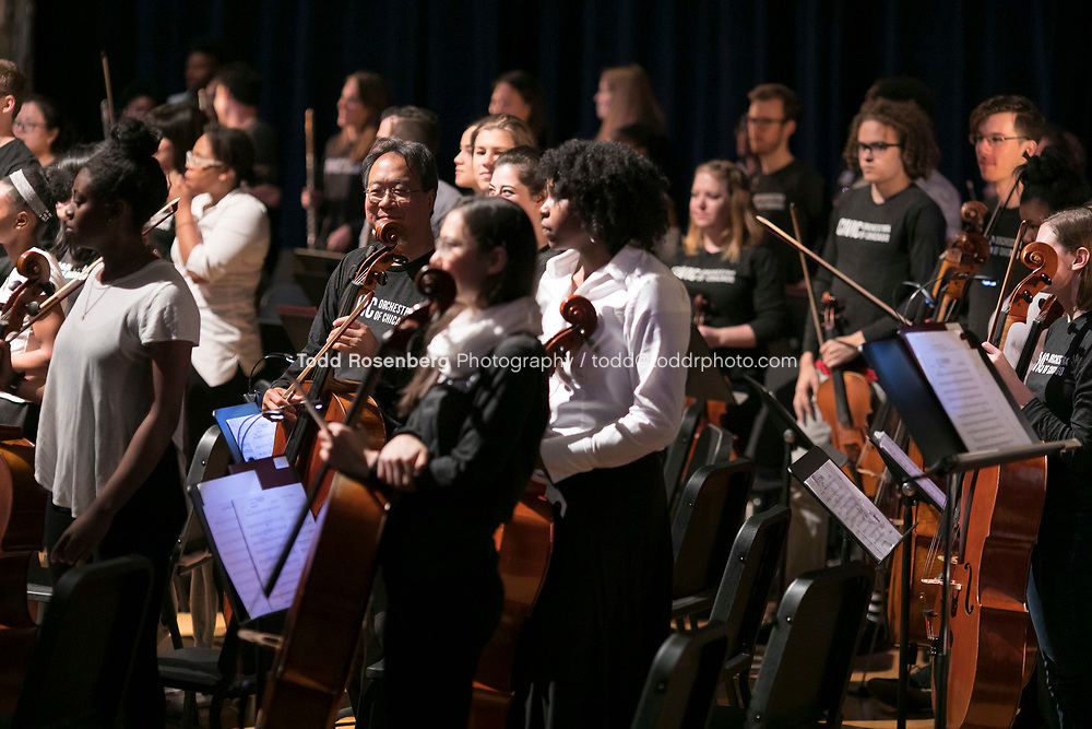 6/9/17 1:38:32 PM<br /> The Negaunee Music Institute<br /> Yo-Yo Ma at Kenwood Academy<br /> <br /> &copy; Todd Rosenberg Photography 2017