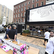 Samsung Event South Street Seaport 8/19/16 selects