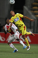 Soccer - PSL - Ajax v Santos