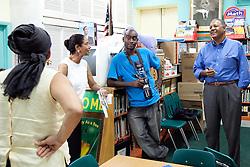 Kent Bernier, Senate Candidate 2010 at Joseph Sibilly Elementary School