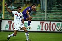 Firenze 27-08-2005<br />Campionato  Serie A Tim 2005-2006<br />Fiorentina Sampdoria<br />nella  foto Sala eToni<br />Foto Snapshot / Graffiti