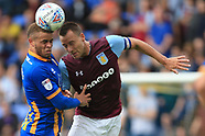 Pre-Season Friendly - Shrewsbury Town v Aston Villa - 15 July 2017