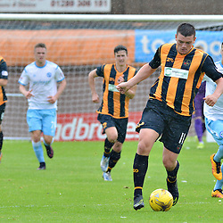 Jordyn Sheerin of Berwick in action against Forfar......(c) BILLY WHITE | SportPix.org.uk