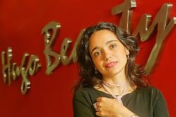 Gabriela Niederauer, diretora administrativa dos salões Hugo Beauty, o maior do sul do Brasil, há 12 anos. Atualmente divide seu tempo entre os salões em POA e Punta del Este, os quatro filhos e o marido, o empresário e cabeleireiro Hugo Moser. FOTO: Jefferson Bernardes/ Agência Preview
