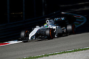 September 4-7, 2014 : Italian Formula One Grand Prix - Felipe Massa (BRA), Williams-Mercedes