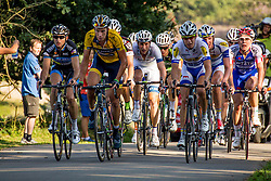 Rheden, The Netherlands - Dutch Food Valley Classic (UCI 1.1) - 23th August 2013 - The leaders