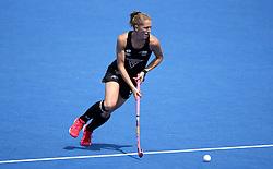 New Zealand's Stacey Michelsen