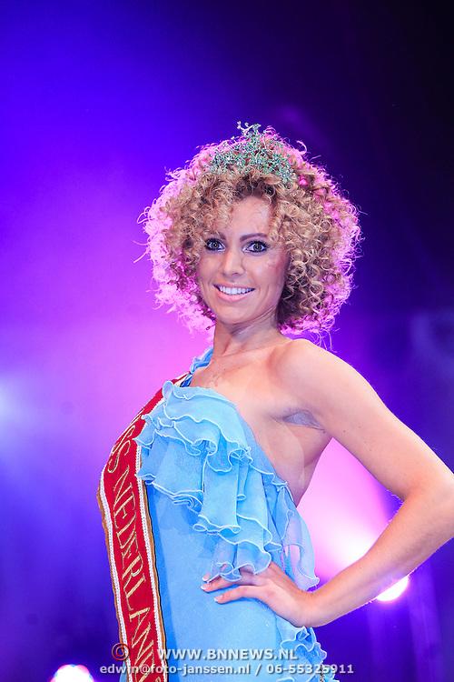 NLD/Bunnik/20121210 - Finale Miss Nederland 2013, Miss Noord Brabant Jacqueline Steenbeek