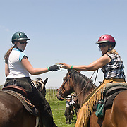 Fifth Annual Spring Vineyard Ride 2008 - Paumanok Vineyards