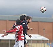 Martin Boyle - Hamilton v Dundee, SPFL Championship at <br /> New Douglas Park<br /> <br />  - &copy; David Young - www.davidyoungphoto.co.uk - email: davidyoungphoto@gmail.com
