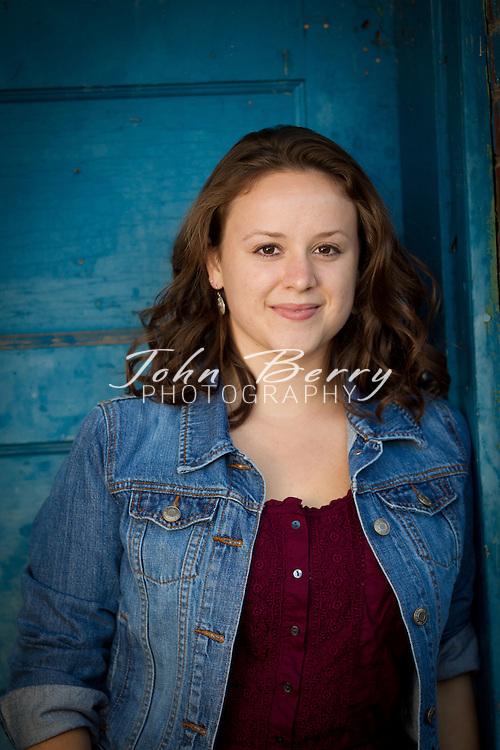 October/16/10:  Haley Dodd Senior Portraits, William Monroe High School Class of 2011