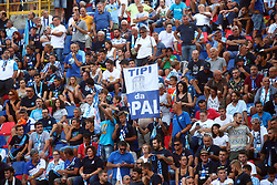TIFOSI SPAL IN TRIBUNA<br /> CALCIO BOLOGNA - SPAL