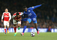 Arsenal v Leicester City - 26 April 2017