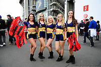 Cheerleaders - 02.05.2015 - Clermont / Toulon - Finale European Champions Cup -Twickenham<br />