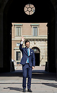Stockholm, 06-06-2017 <br /> <br /> Prince Carl Philip opens the Royal Palace at the National Day of Sweden.<br /> <br /> <br /> COPYRIGHT: ROYALPORTRAITS EUROPE/ BERNARD RUEBSAMEN