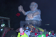 Effigy of Charles Clarke, Cliffe Bonfire Society, Lewes, 5/11/05