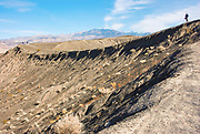 Ubehebe Crater at Death Valley National Park