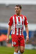 Accrington Stanley Midfielder, Sean McConville (11) during the EFL Sky Bet League 2 match between Portsmouth and Accrington Stanley at Fratton Park, Portsmouth, England on 11 February 2017. Photo by Adam Rivers.