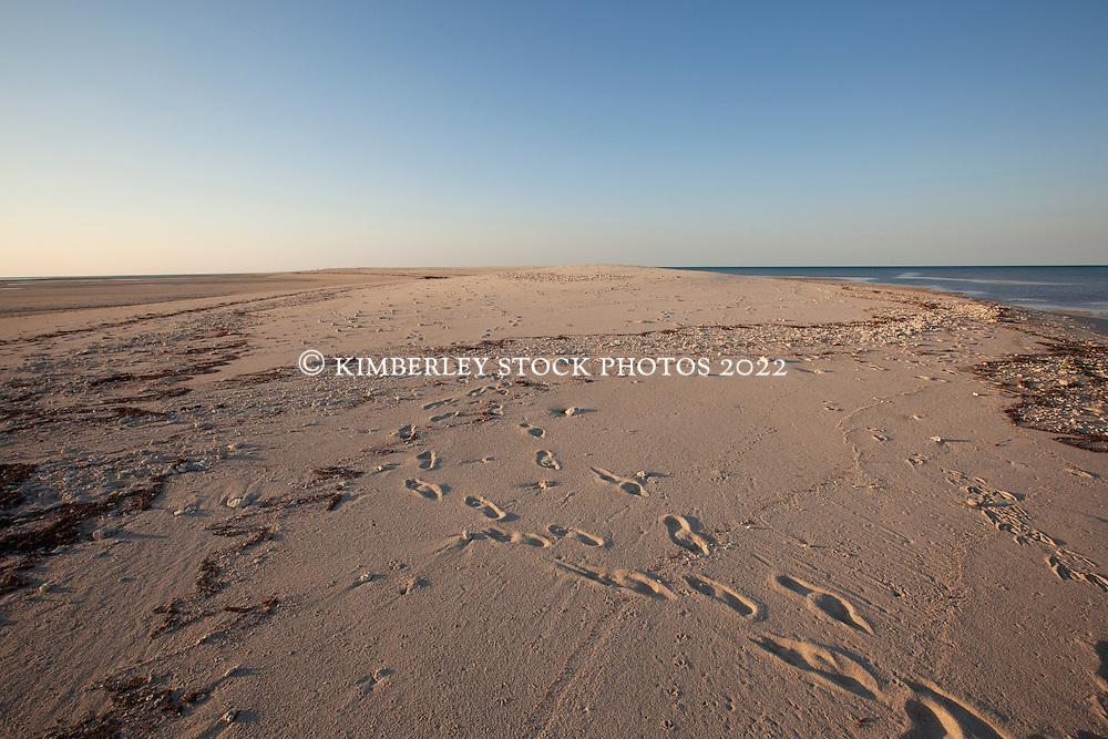 Remote Adele Island is the farthest island off the Kimberley coast.