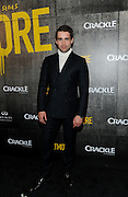 """Christian Cooke attends Crackle's """"The Art of More"""" season two premiere, Tuesday, Nov. 15, 2016, at the Museum of Arts and Design in New York. Sony's streaming network, Crackle, will launch season two of its first original scripted drama, """"The Art of More,"""" on November 16th.  (Photo by Diane Bondareff/Invision for Crackle/AP Images)"""