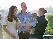 KATE & Prince William Meet Leuca The Koala 2