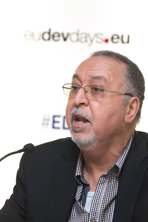03 June 2015 - Belgium - Brussels - European Development Days - EDD - Food - Small-scale farming and sustainable food systems - Abdelghani Sourji<br /> Senior Consultant, Agriculture and Rural Development, Caritas &copy; European Union