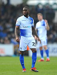 Abu Ogogo of Bristol Rovers- Mandatory by-line: Nizaam Jones/JMP - 23/02/2019 - FOOTBALL - Memorial Stadium - Bristol, England - Bristol Rovers v Sunderland - Sky Bet League One