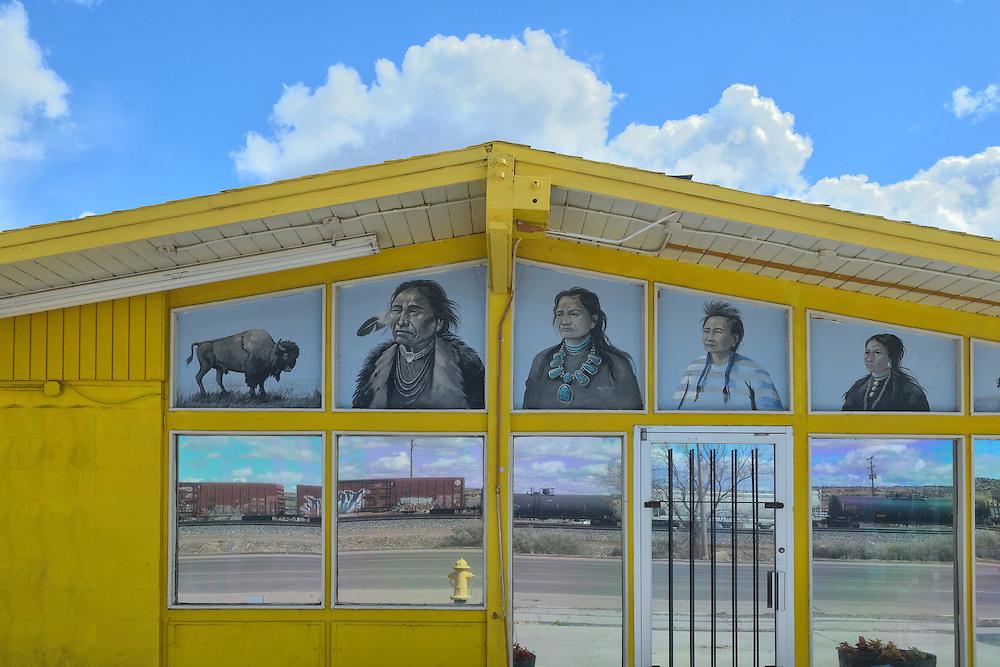 Gallup,Route 66,New Mexico,USA