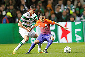 Celtic v Manchester City 280916