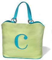 c letter bag