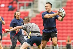 Hall of Fame - Mandatory by-line: Ryan Hiscott/JMP - 24/05/2018 - RUGBY, GYMNASTICS, TENNIS, BASKETBALL, BADMINTON, CRICKET - Ashton Gate Stadium - Bristol, England - Celebration of Sport Week