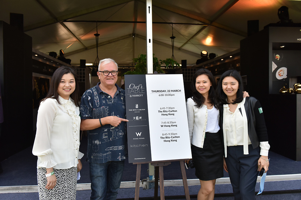 Media Tour at Marriott Studio / Taste of HK 2018.<br /> Photo by MozImages