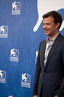 Francois Ozon at the Frantz film photocall at the 73rd Venice Film Festival, Sala Grande on Saturday September 3rd 2016, Venice Lido, Italy.
