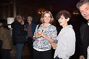 SOPHY RICKETT, VICTORIA BURNS, The launch of HI-NOON a photography exhibition at Tramp, London. 29 October 2019