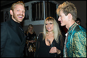 JO WOOD; SCOTT WIMSETT, Nightclubbing book launch: Richard Young. Rosewood. London, 252 High Holborn, 24 November 2014.