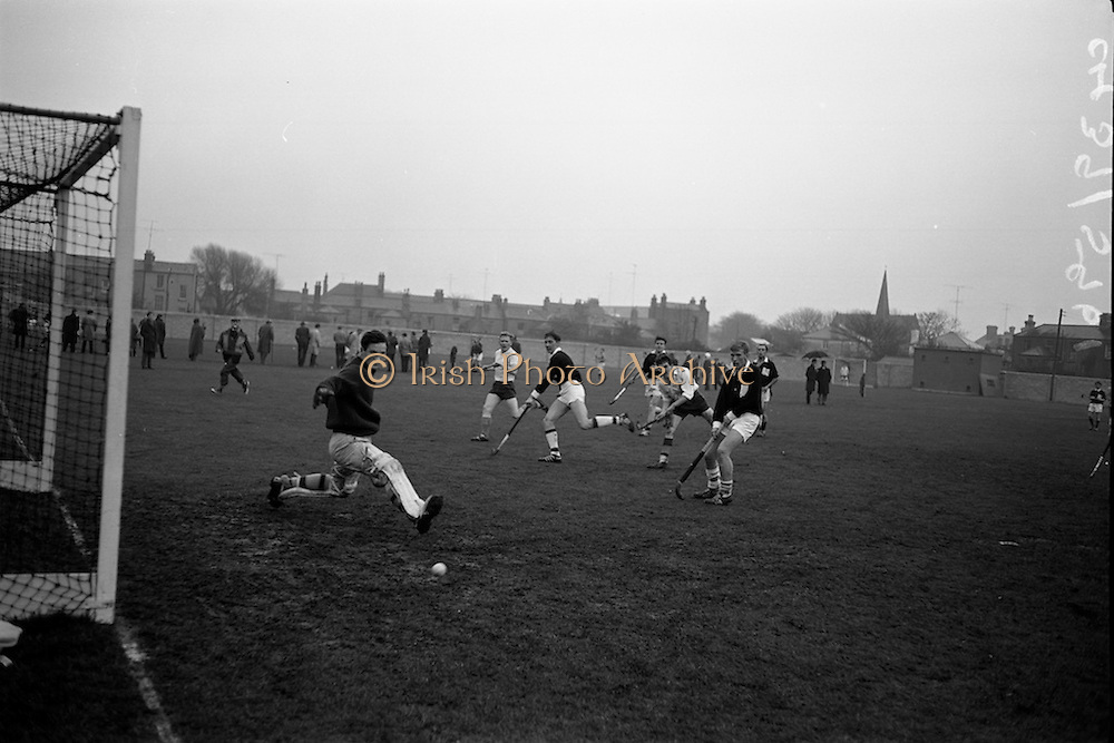 21/11/1964<br /> 11/21/1964<br /> 21 November 1964<br /> <br /> Hockey Ulster V. Connacht at Londonbridge Rd.<br /> <br /> Connacht Keeper David Begg