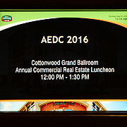 AEDC Real Estate Lunch