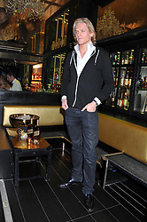 RICHARD DINAN at the Johnnie Walker Gold Label Reserve Launch Party at Whisky Mist, 35 Hertford Street, London on 18th July 2012.