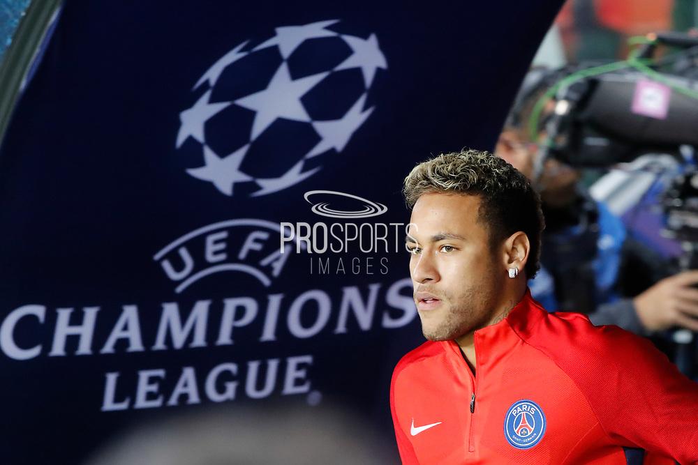 Neymar da Silva Santos Junior - Neymar Jr (PSG) during the UEFA Champions League, Group B football match between Paris Saint-Germain and Bayern Munich on September 27, 2017 at Parc des Princes stadium in Paris, France - Photo Stephane Allaman / ProSportsImages / DPPI