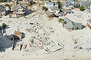 11/1/12 - Aftermath of  Hurricane Sandy in New Jersey.  Devastation left by Hurricane Sandy after it pummeled the New Jersey coast.  Especially hard-hit was the area in and around Mantoloking.  Danielle Richards / Jersey Girl Stock Images